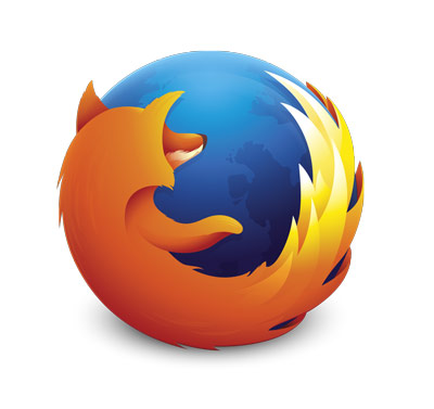 Firefox browser logo and SEO add-ons